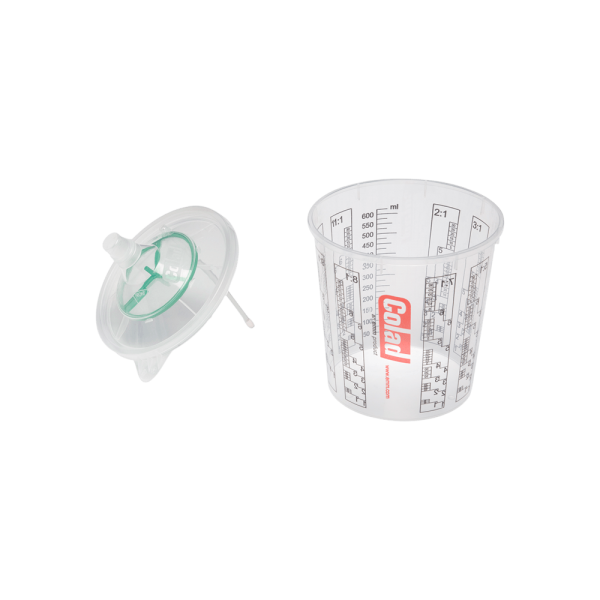Colad Snap Lid System 700 ml - 190 micron